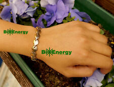 Anion Magnetic Fir Energy Germanium Power Bracelet Health 4in1 Bio Armband Cuff
