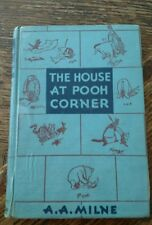 The House at Pooh Corner 1928 A. A. Milne. Winnie The Pooh