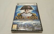 Napoleon Total War Strategy Game PC Brand New Sealed