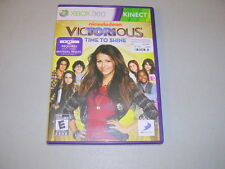 VICTORIOUS TIME TO SHINE (Microsoft Xbox 360) Complete
