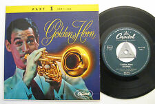 "7"" Ray Anthony - Golden Horn / Part 1 - Amor The Birth Of The Blues"