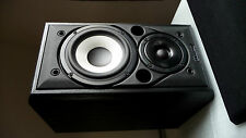 Mission 700 Model Rosewood 2 Way Reflex Speakers