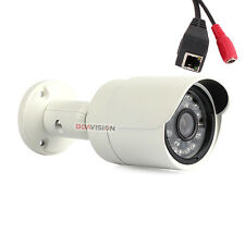 Outdoor Mini POE IP Camera 1080P 2MP Bullet Network IP Security Camera P2P ONVIF
