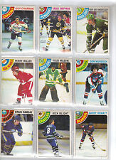 Lot of 20 Different 78-79 OPC O-Pee-Chee Cards **U-Pick** Complete Your Set