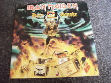Iron Maiden- Holy Smoke 7 PS-Made in EEC