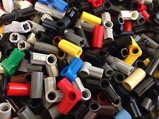 Lot Of 50 Random Lego Connectors /Elbows / Great Mix / Technic Legos / Robot