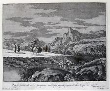 Pieter moneta Virgil eklogen Petrus Schenck paesaggio landscape Eclogae Virgilio