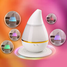 Aroma Diffuser Air Humidifier Purifier LED Ultrasonic Essential Oil Aromatherapy