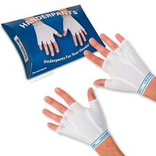 Handerpants Underpants For Your Hands Tighty Whities Gloves Underwear - One Pair