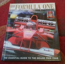 YEARBOOK: FORMULA ONE: 2000
