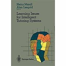 Learning Issues for Intelligent Tutoring Systems (Cognitive Science)  Paperback