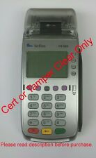 REPAIR YOUR VeriFone Vx520 (TAMPER and Certificate LOCK)