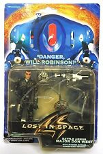 Lost in Space - Battle Armor Major Don West Action Figure