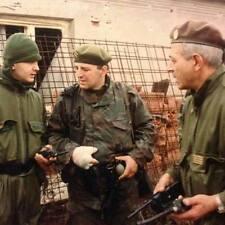 SERBIA TIGERS CIVIL WAR 90's COMMANDER ARKAN  RARE DPM JACKET