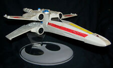 Acrylic display stand for Kenner vintage & Hasbro POTF Star Wars X-wing fighter