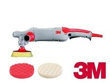 3M Professional Rotary Polishing Machine incl soft backing plate & 2 x FREE Pads