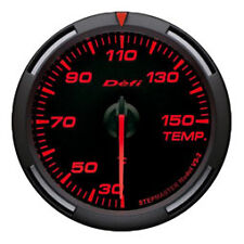 Defi Racer Gauge 60mm Temperature Meter DF11705 Red