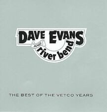 The Best of the Vetco Years * by Dave Evans & River Bend (Banjo) (CD,...
