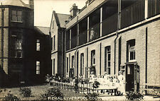 Heswall. Royal Liverpool Country Hospital by Bevan, Heswall.