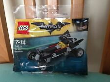 LEGO POLYBAG THE BATMAN MOVIE THE MINI BATMOBILE 30521