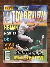 LEE'S TOY REVIEW Magazine, (HE-MAN, HOMIES, & HARRY POTTER) Issue, #128, 2003