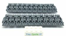 LEGO Technic 20 x Grey Tread Links 57518 Chain, Links, Track - Wheels