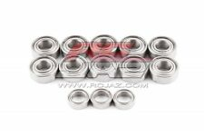 (13pcs) Metal Sealed Ball Bearing Set For Tamiya FAV 58496 58539/ Wild One 58525