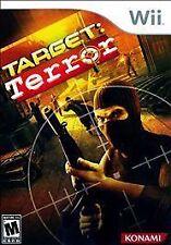 Target: Terror (Nintendo Wii, 2008)