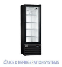 10CF KELVINATOR SINGLE GLASS DOOR REFRIGERATOR COOLER MERCHANDISER 3 YR WARRANTY