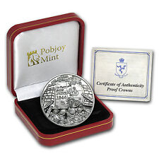 2014 Isle of Man 1 Crown 70th Anniversary D-Day Proof - SKU #89307