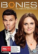 Bones : Season 9 (DVD, 2014, 6-Disc Set)
