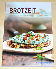 Weight Watchers Kochbuch Brotzeit - ProPoints™ Plan NEUES PROGRAMM 2015 *NEU*