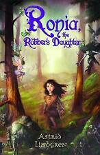Ronia, The Robber's Daughter, Lindgren, Astrid
