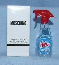 Parfum Mini Moschino Fresh Couture mit Box