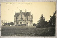 "CPA "" CUSSAC MEDOC - Château Lanessan (Façade nord)"