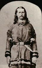 Wild Bill Hickok, Soldier, Scout, Union Spy, Dead Man's Hand, Old West, Postcard