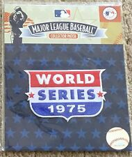 CINCINNATI REDS 1975 WORLD SERIES PATCH MLB LICENSED