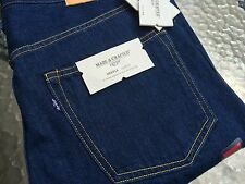 Levis Made & Crafted 31x34 Denim Jeans Made In USA RRP145 Narrow Needle Levi's