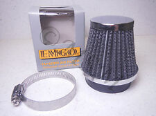 81 KAWASAKI KZ250 CSR NEW EMGO 52mm UNIVERSAL CLAMP-ON AIR FILTER 19-0237