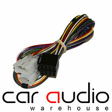 PC2-93-4 Lexus IS200 1998-2003 Amplifier By-Pass ISO Stereo Harness Adaptor Lead