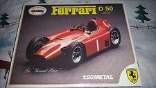 Revival ferrari p50 1:20 metal