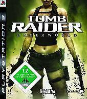 Playstation 3 TOMB RAIDER UNDERWORLD DEUTSCH Top Zustand