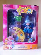 NEW BANDAI Anime MAGICAL DOREMI Witchling Mirabelle Haywood Doll-RARE!