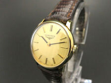 LONGINES Manual Winding Watch Gold ELECTRO Plated Case  [960]