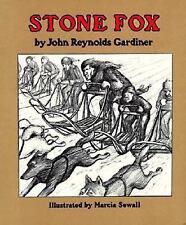 Stone Fox-ExLibrary