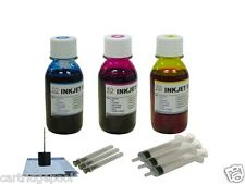 Refill Ink for CANON CL-41 MP470 MX300 310 3X4OZ/S C