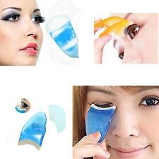 Mascara FALSE Fake Eyelash Eye Lash Applicator Clip Beauty Makeup Tool