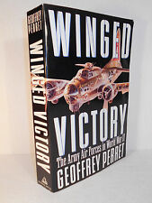 Winged Victory : The Army Air Forces in World War II by Geoffrey Perret -Paperbk