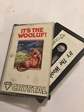 IT'S THE WOOLUF! ORIGINAL SINCLAIR ZX SPECTRUM 48K CASSETTE TAPE GAME By CRYSTAL