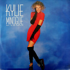 "Kylie Minogue-Got To Be Certain-12"" Limited Edition Single-Mushroom-X-13323"